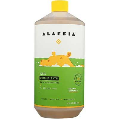 Alaffia Everyday Coconut Bubble Bath