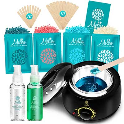 Yeelen Waxing Kit Wax Warmer Wax Beads