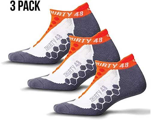 Thirty 48 Running Socks