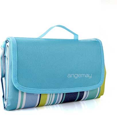 Angemay XL Sand Proof & Waterproof Portable Blanket