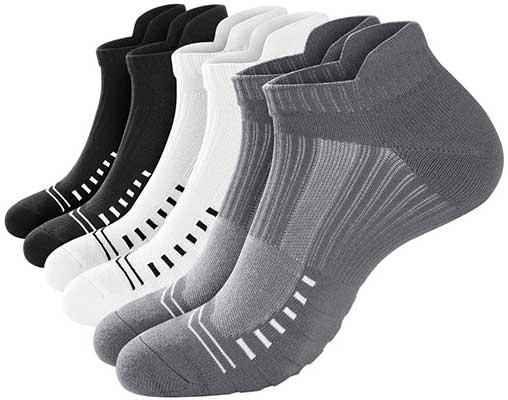 Ankle Athletic Running Socks for Men and Women
