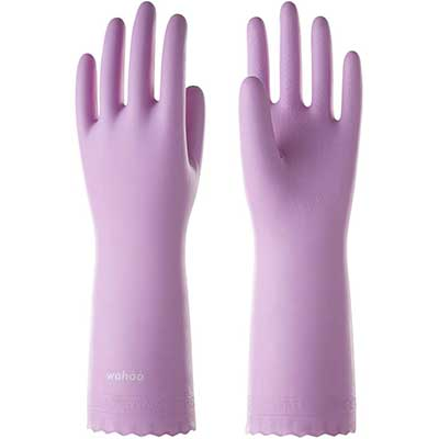 LANON Wahoo Series PVC Household Cleaning Gloves