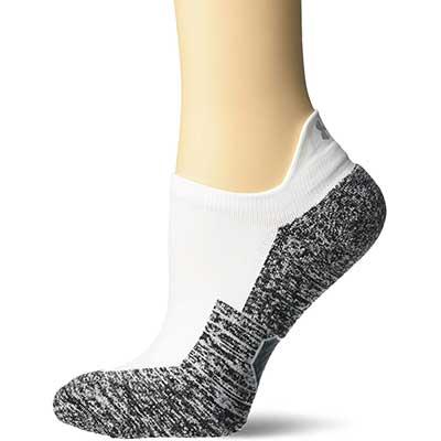 Under Armour Unisex adult-run Cushion No Show Tab Socks