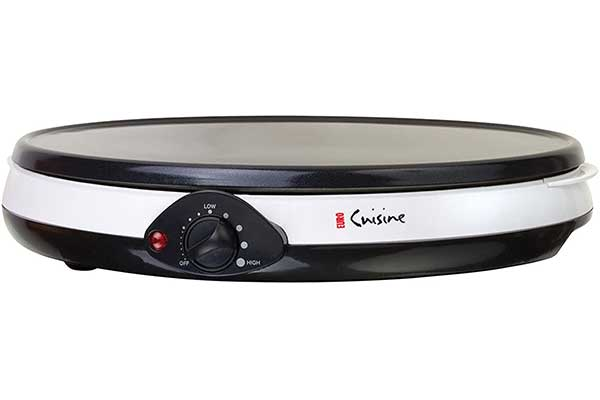 Euro Cuisine Electric Crepe Maker