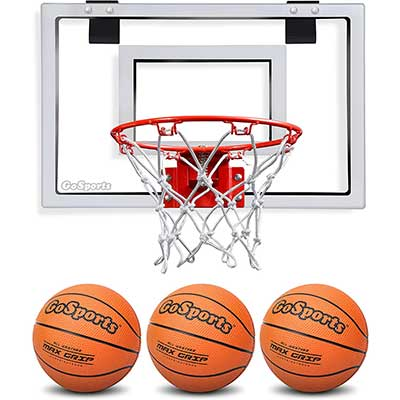 GoSports Basketball Door Hoop