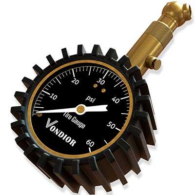Tire Pressure Gauge – 0-60 PSI