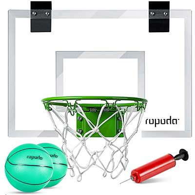 Mini Basketball Hoop- Glow in the Dark