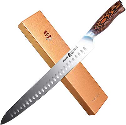 TUO HC German Stainless steel Slicing Carving Knife