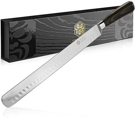 Kessaku Japanese High Carbon Steel Slicing Carving Knife
