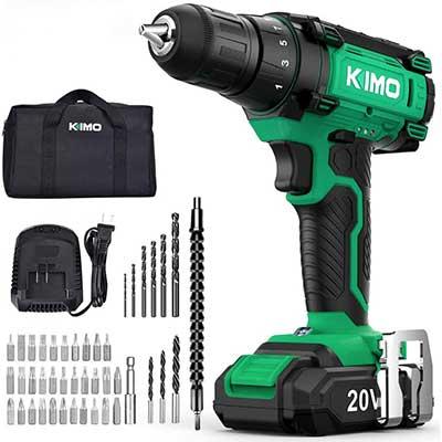 Cordless Drill Driver Kit – 20V MAX