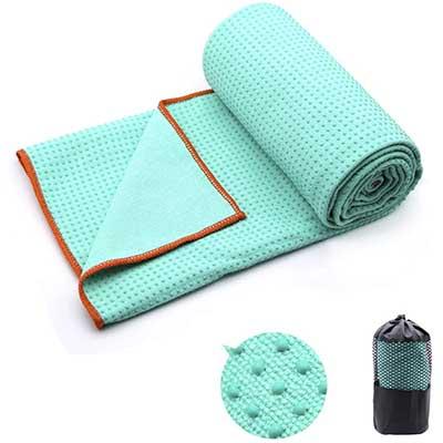 Eunzel Yoga Towel, Hot Yoga Mat Towel