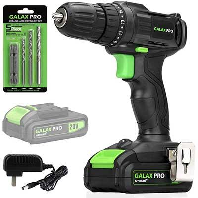 GALAX PRO 20V Cordless Drill Driver