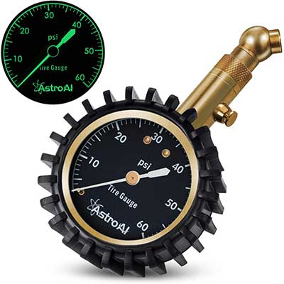 AstroAI Tire Pressure Gauge Expert 60 PSI