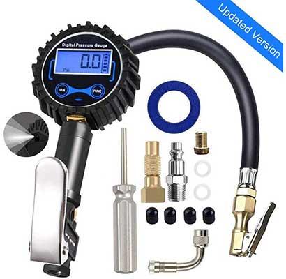 JYSW Digital Tire Pressure Gauge, 200PSI