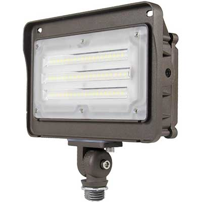Kadision LED Dusk-to-Dawn IP65 Waterproof Light