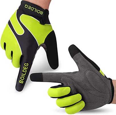boildeg Cycling Gloves Mountain Bike Gloves