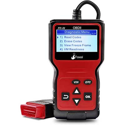 Foseal OBD2 Code Reader, OBD 2 Scanner