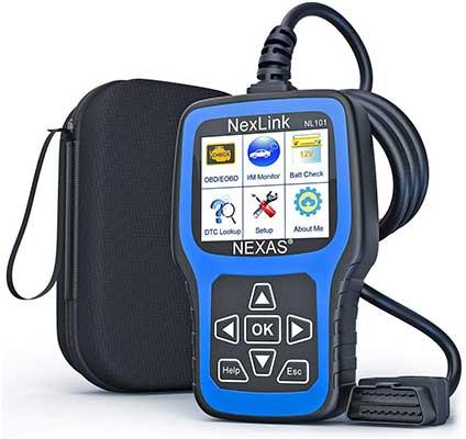 NEXAS NL101 Full OBD2 Scanner