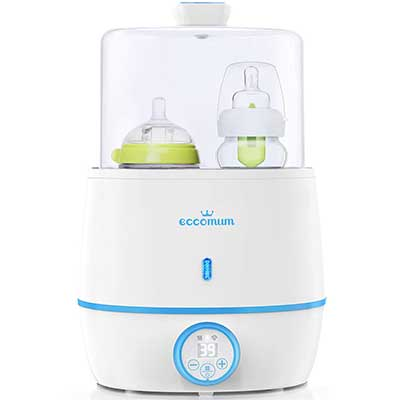 Baby Bottle Warmer and Bottle Sterilizer
