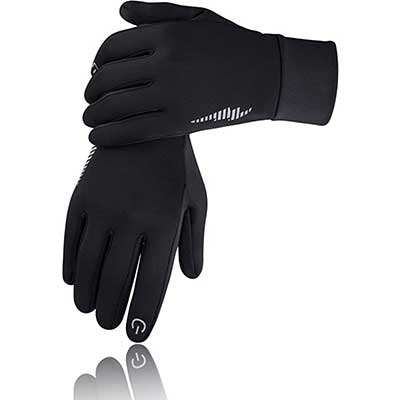 SIMARI Winter Gloves Men Women