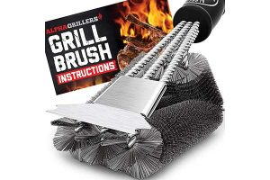 Grill Brushes
