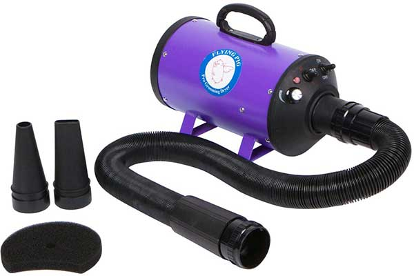 Flying One High Velocity 4.0 Hp Grooming Force Dryer