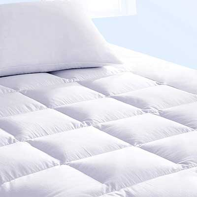 Pure Brands Mattress Topper and Pad Cover