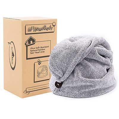 myHomeBody Hair Towel Wrap
