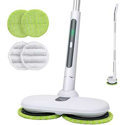OGORI ElectricMops for Floor Cleaning Wood Floor Cleaner