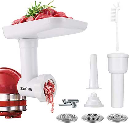 Meat Grinder Attachment, Meat Grinder for KitchenAid Stand Mixers