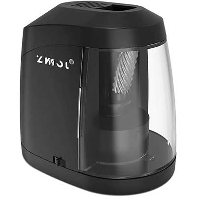 Zmol Durable Helical Blade Fast Electric Sharpener