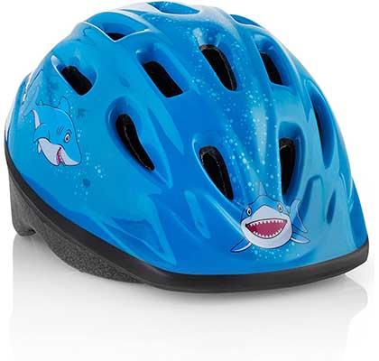 TeamObsidian Durable Kid Bicycle Helmets