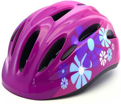 M Merkapa Kids 3D Shark Bicycle Helmets