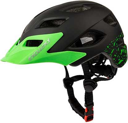Exclusky Kid Lightweight Youth Roller Skate Bike Helmet