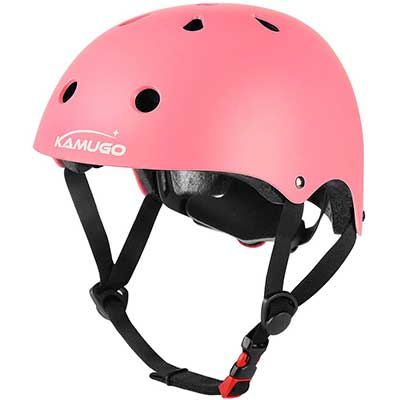 KAMUGO Kids Adjustable Multi-Sport Safety Helmet