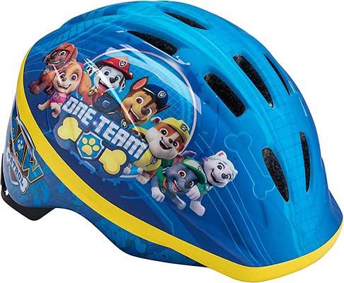 Paw Patrol Toddler & Kids Bike Helmet