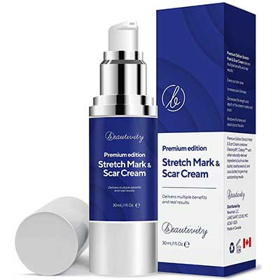 Beautivity Premium Edition Scar Removal Cream for All Scars