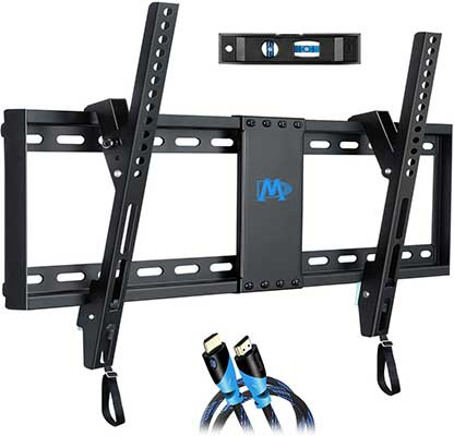 Mounting Dream Universal Tilt TV Wall Mount for 37-70 Inches TVs