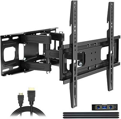 JUSTSTONE Full Motion TV Wall Mount