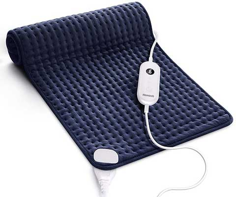Homech Heating Pad for Back Pain & Cramps