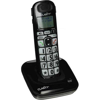 Clarity Dect 6.0 Amplified Low-Vision Cordless Phone
