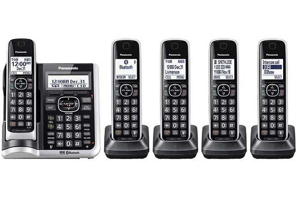 Panasonic Link2Cell Bluetooth Cordless Phone