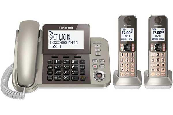 PANASONIC Corded / Cordless Phone