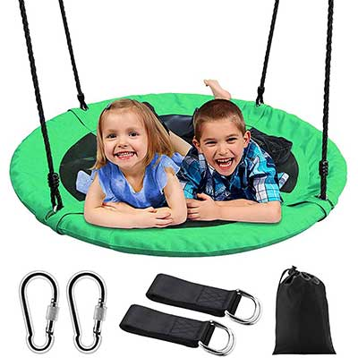 Braoses Saucer Tree Swing