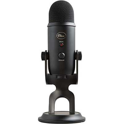 Blue Yeti USB Mic for Recording