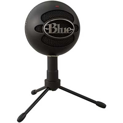 Blue Snowball ICE USB Mic for Recording & Streaming on PC