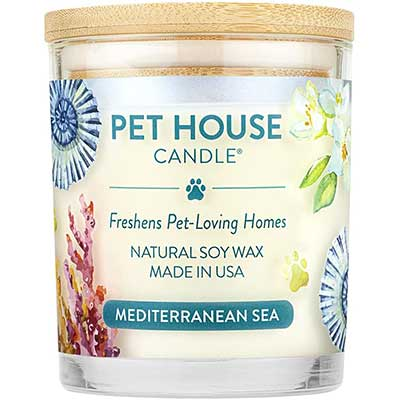 Pet House Candle One Fur All 100% Natural Soy Wax Candle