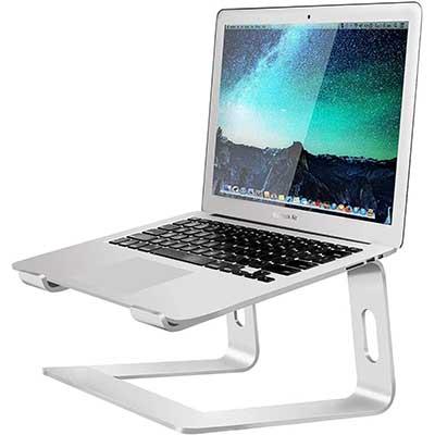 Soundance Laptop Stand, Aluminum Computer Riser