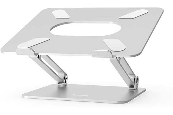 Boyata Laptop Stand, Adjustable Ergonomic Laptop Holder