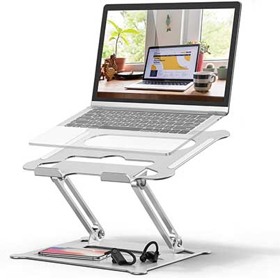 Adjustable Laptop Stand, FYSMY Ergonomic